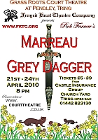 Marreau Grey Dagger (Click to enlarge)