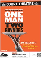 One Man Two Guvnors (click to enlarge)